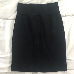 5/$15 Express Black Pencil skirt